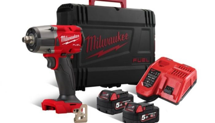 Milwaukee automotive kit available exclusively from Euro Car Parts