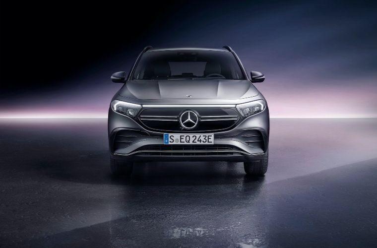 Mercedes EQA EV to get HELLA lighting and electronics