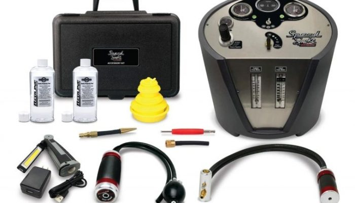 Speed Smoke leak detection machine launch deal at Hickleys