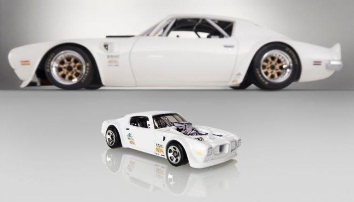 Hot Wheels set to recreate best classic, custom or race car