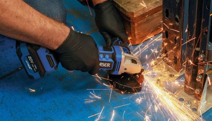 Watch: New Laser Tools cordless power tool range for workshops
