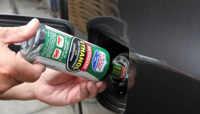 Safeguard ethanol fuel conditioner from Lucas Oil