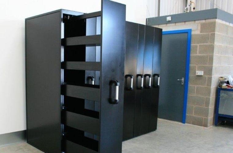 Bespoke vertical tool storage popular choice for busy garage workshops