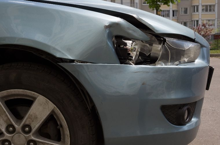 Two in five cars being driven with damage