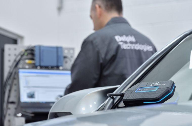 Delphi Technologies' BlueTech VCI diagnostics to make public debut at Autoinform Live