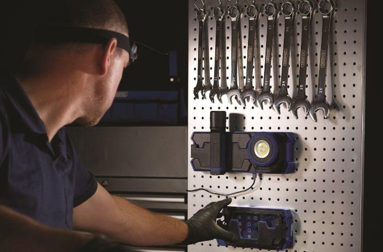 Draper launches next-gen workshop lights