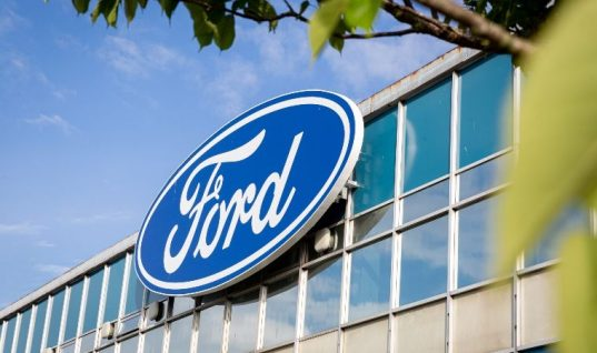 Ford to build EV components in UK