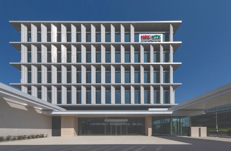 New NGK building opens in Japan