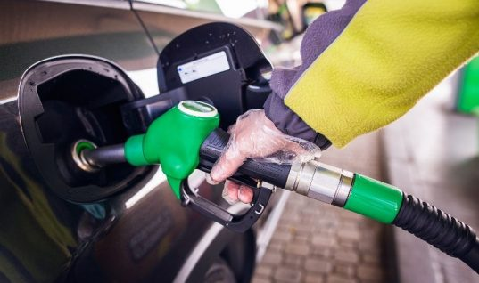 Petrol prices reach highest level in nine years