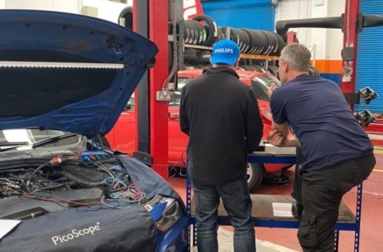 Philips to support this weekend's Top Technician and Top Garage Awards