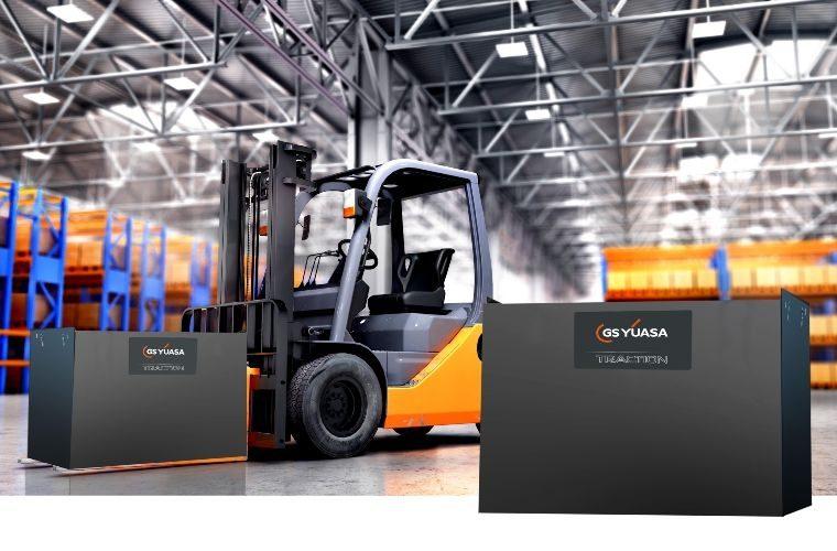GS Yuasa traction range gains momentum for European market