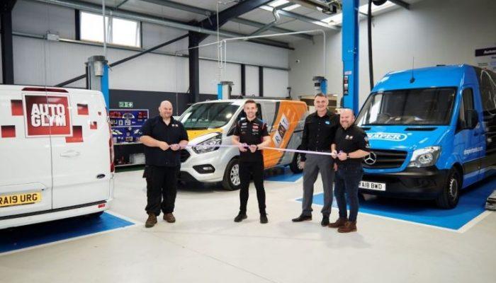 Draper Tools supports new automotive training centre at Shrewsbury College